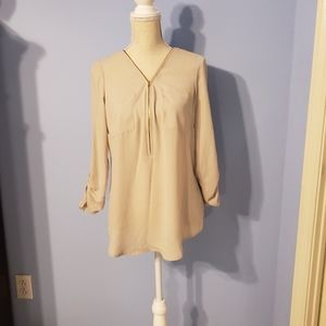 Investments Womens Blouse
